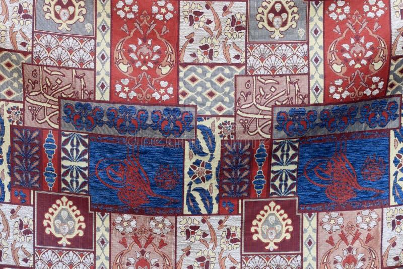 Turecki dywan obrazy royalty free