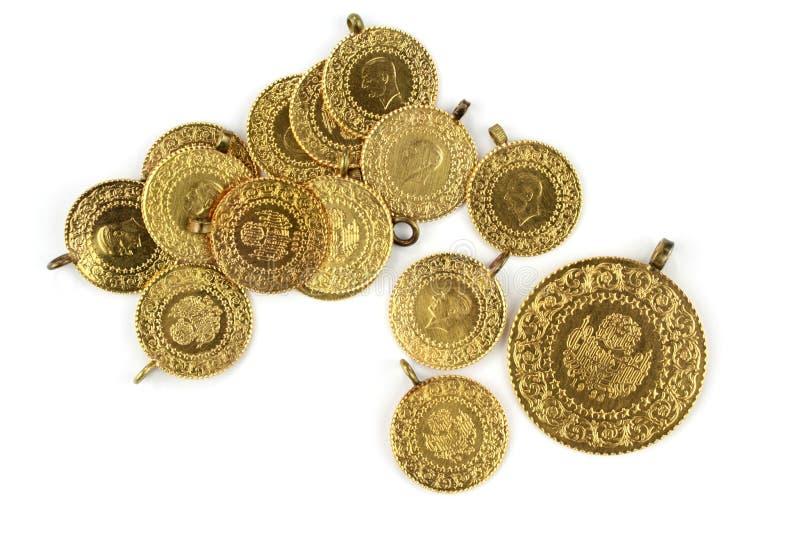 Turecki złoto zdjęcia stock