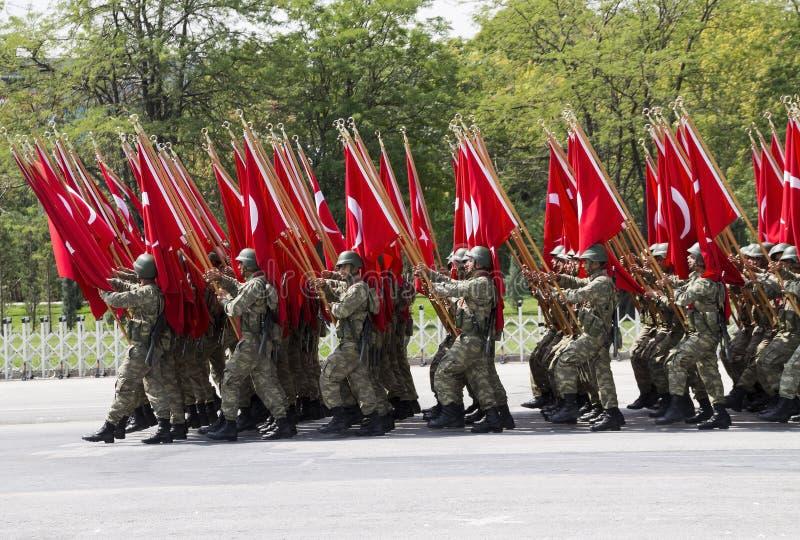 Turecki zwycięstwo dzień zdjęcie royalty free
