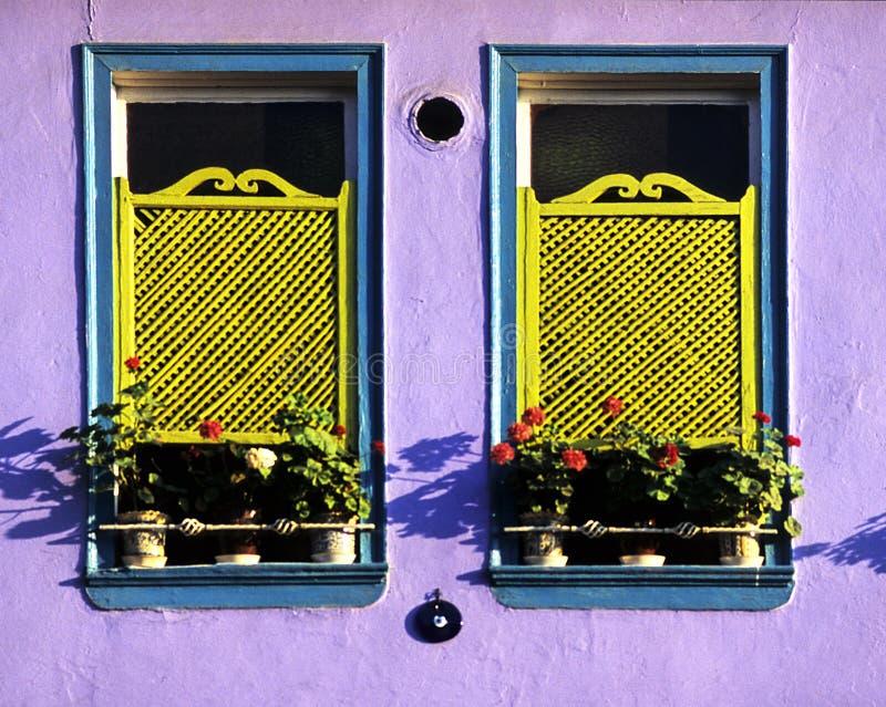 tureckie okno fotografia royalty free