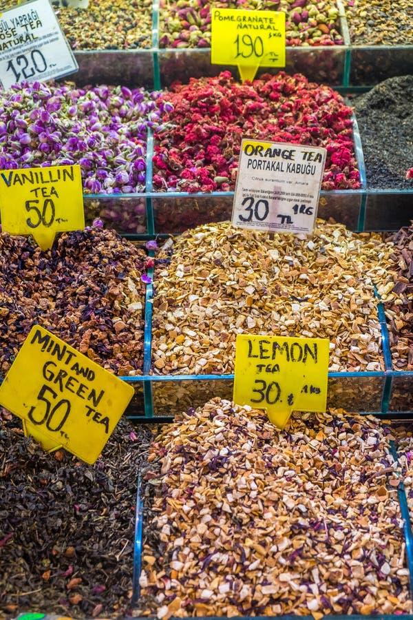 Tureckie pikantność zdjęcie stock