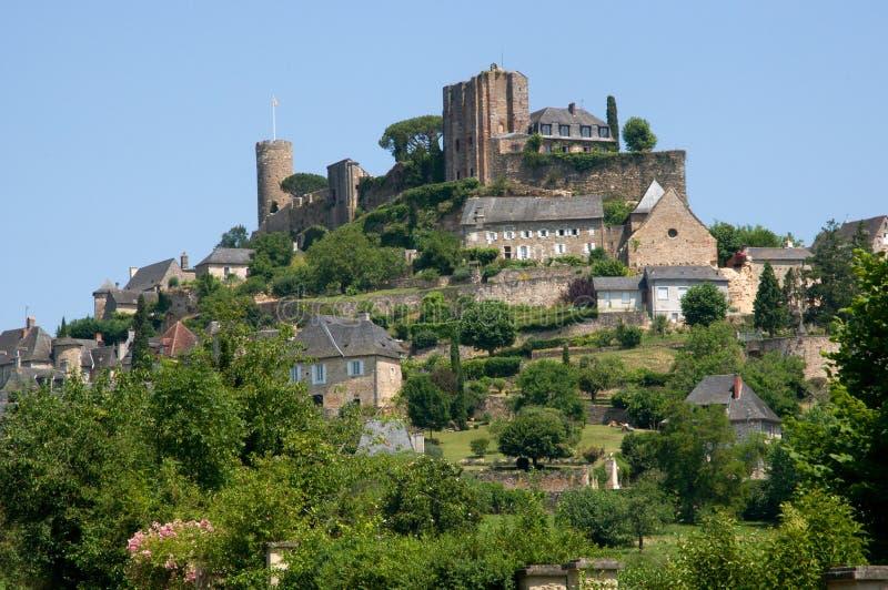 Turenne Frankrike royaltyfri foto