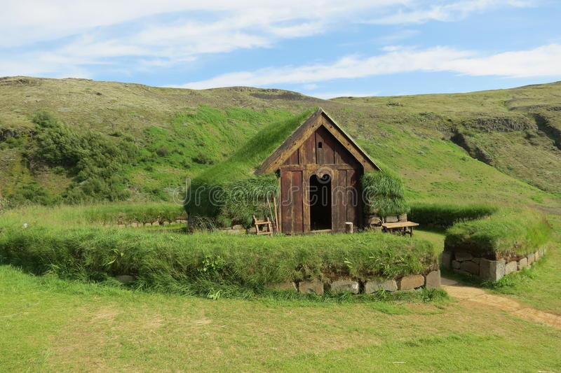Download Turf house stock image. Image of ísland, iceland, country - 42409609