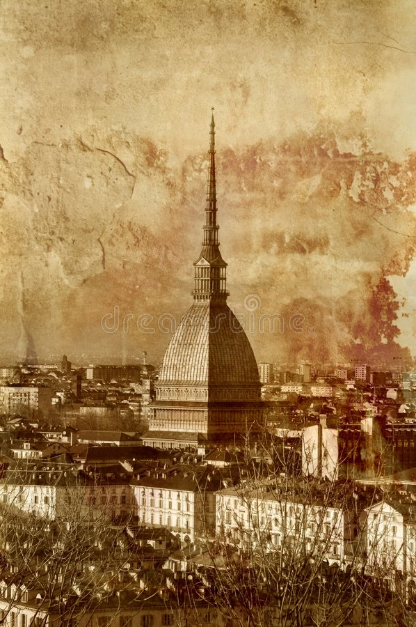 Turin royalty free stock photography