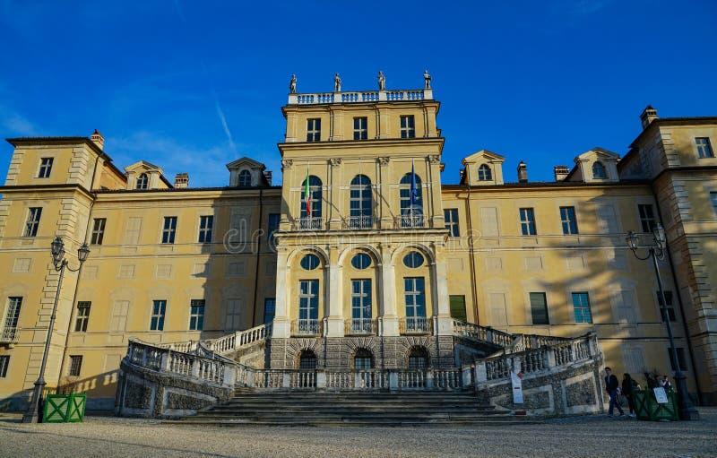 Turin, le della majestueux Regina de villa photographie stock libre de droits