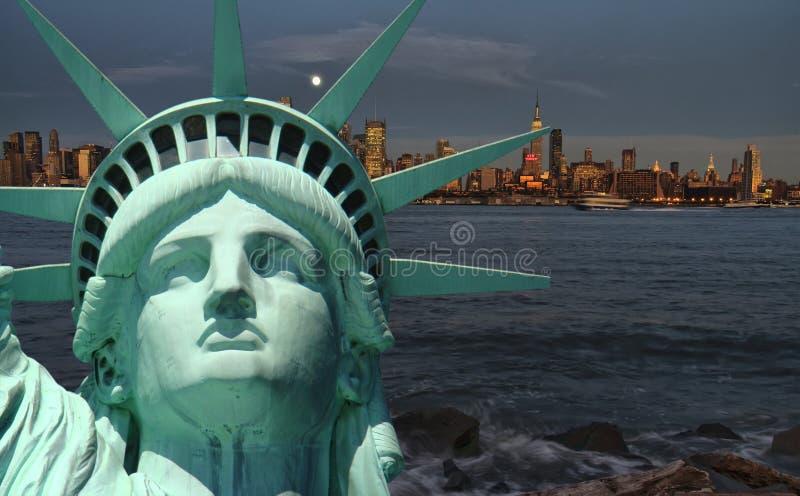 turism york för fotografi för cityscapebegrepp ny royaltyfria foton