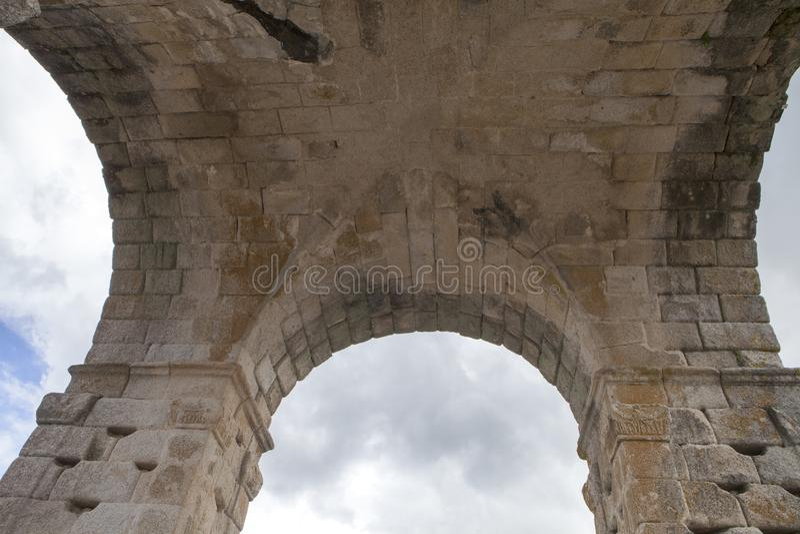 Turismo em Extremadura, Espanha imagem de stock royalty free