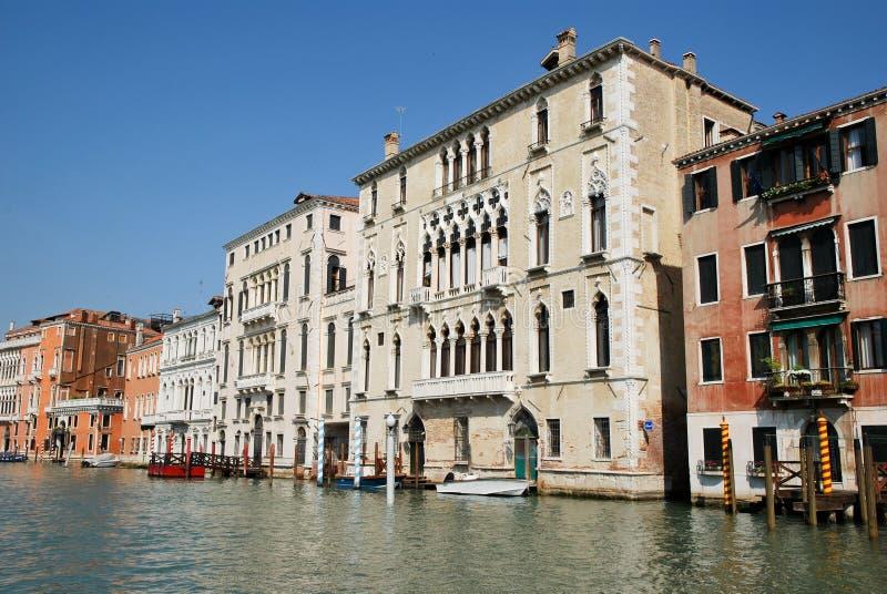 Turismo en Venecia imágenes de archivo libres de regalías