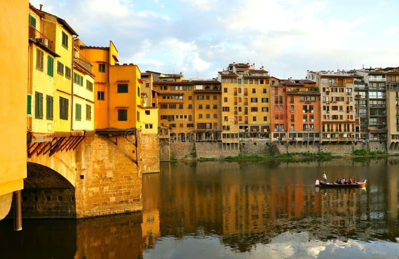 Turismo a Firenze, Italia immagini stock