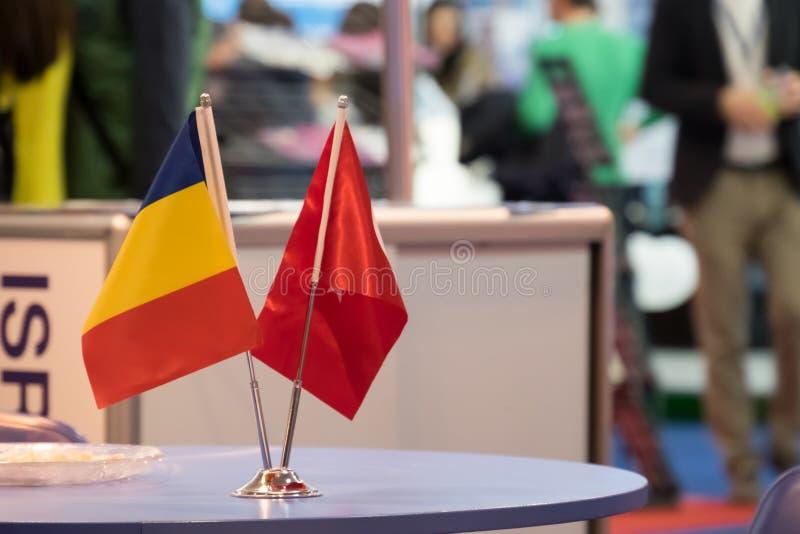 Turismo romeno 2017 justo fotografia de stock royalty free