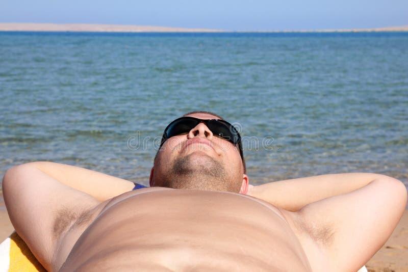 turist- rolig solglasögon för framsida royaltyfri foto