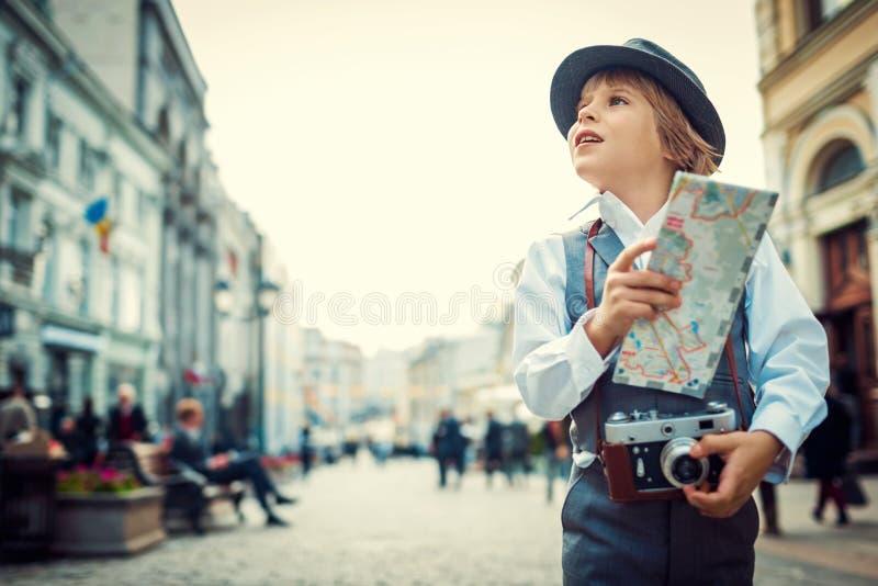 Turista fotografía de archivo