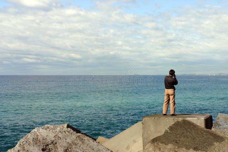 Download Turista Asiático Que Toma Cuadros Imagen de archivo - Imagen de hombre, paisaje: 175227