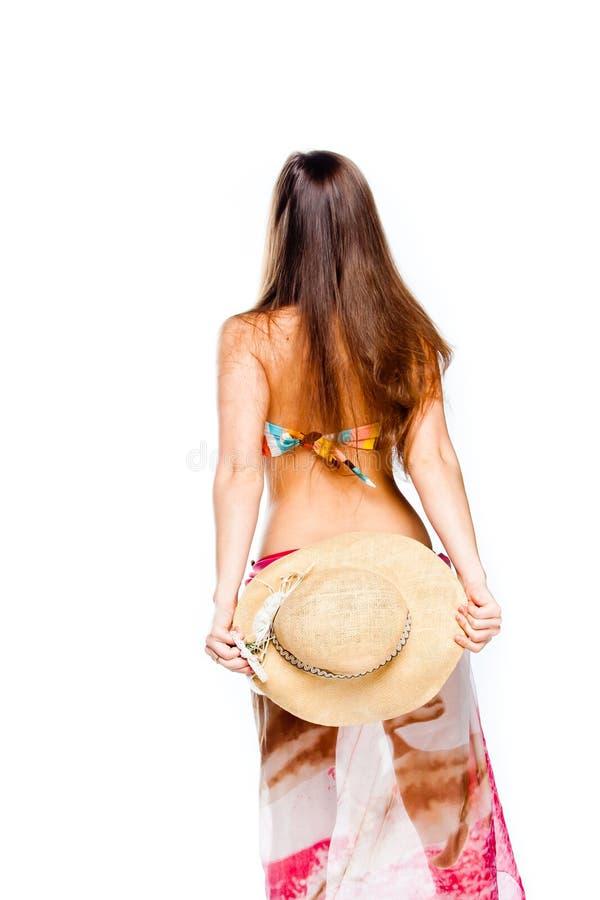 Turista de la mujer fotos de archivo