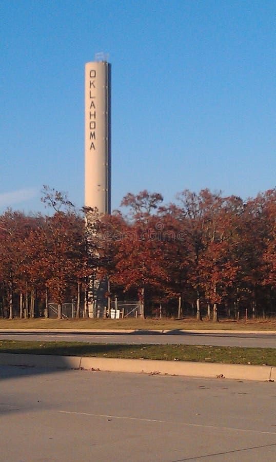 Turistas en Oklahoma imágenes de archivo libres de regalías