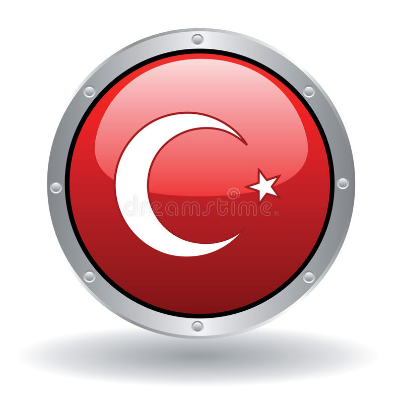 turk stock illustrationer
