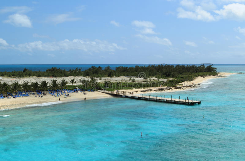 Turk and Caicos Islands stock image