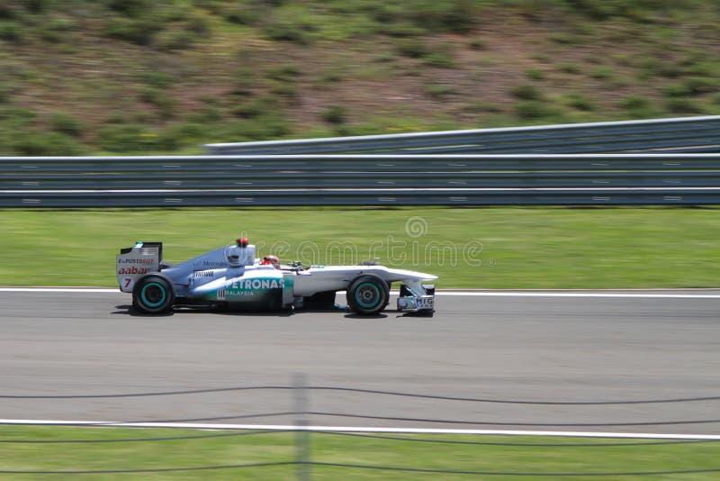Download Turk För Grand Prix 2011 F1 Redaktionell Arkivbild - Bild av motor, betonade: 19784802