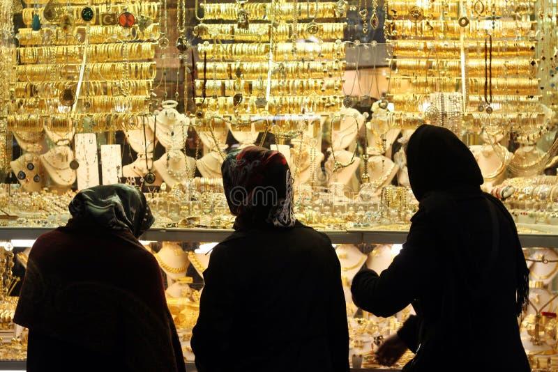 turk för smyckenlager arkivbilder