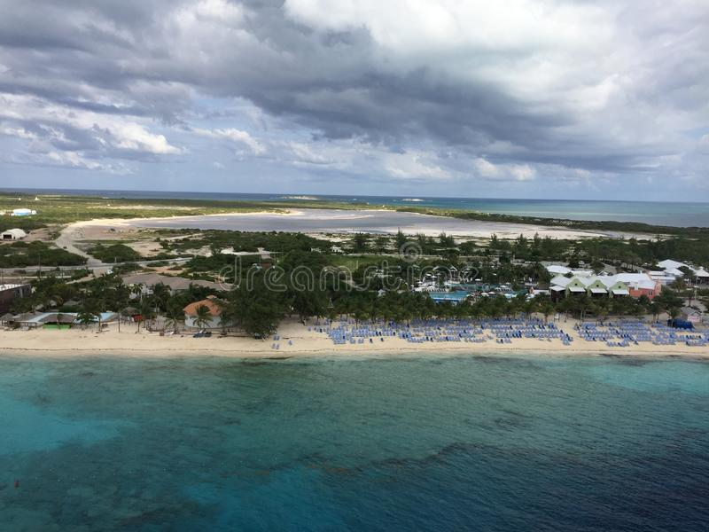 Download Turk Island Magnífico En Los Turks And Caicos Islands Foto de archivo - Imagen de azul, silla: 64202392