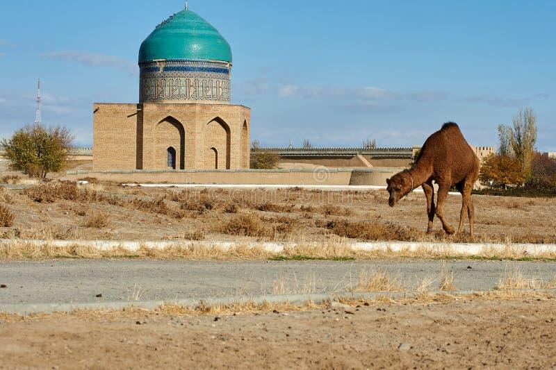 turkestan lizenzfreies stockfoto