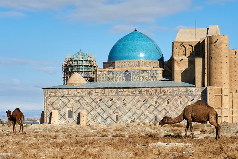 turkestan lizenzfreie stockfotografie