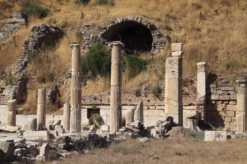 Download Turkey Ephesus Ruins stock photo. Image of archeology - 22631260