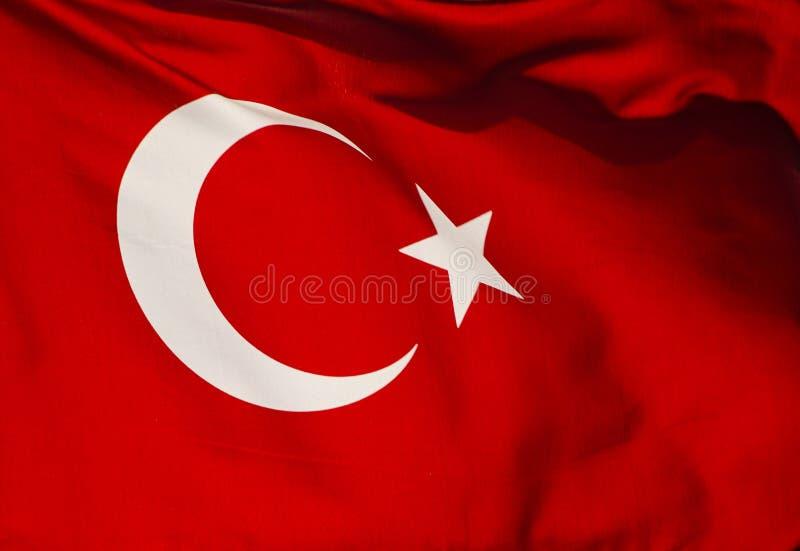 Download Turkey flag stock image. Image of ottoman, moon, fabric - 27294179
