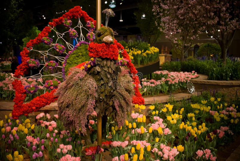 Turkey Flower Show Editorial Photography