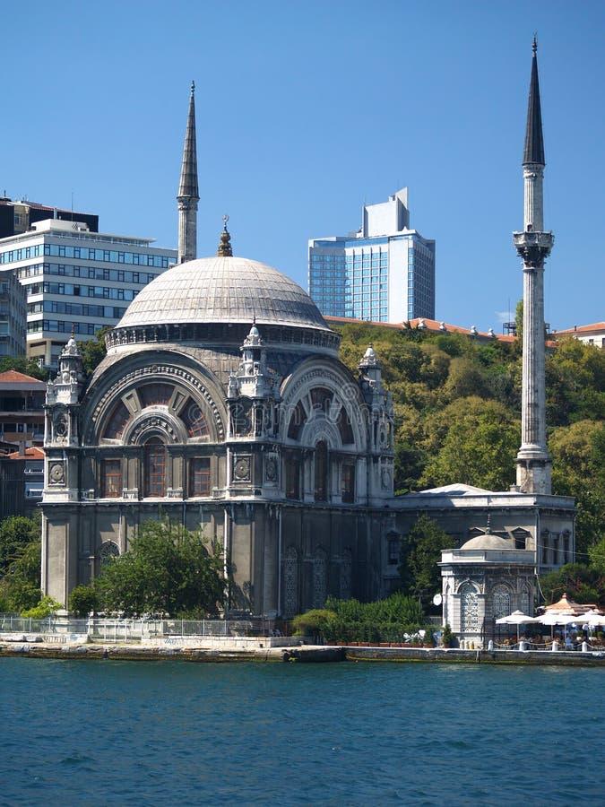 Turkey. Istanbul. Mosque royalty free stock photos