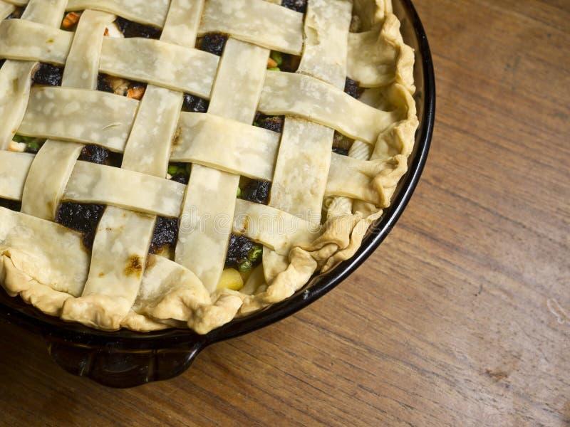 Download Turkey Pot Pie stock image. Image of food, recipe, dinner - 22180385