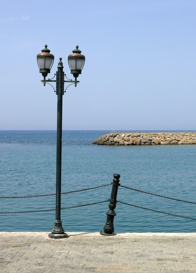 Download Turkey, Side - Old Streetlight Stock Image - Image: 5648073