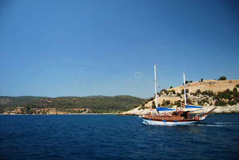 Turkey in summer III royalty free stock photography