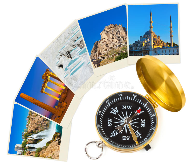 Download Turkey Travel Photography On Clothespins Stock Image - Image: 27450899