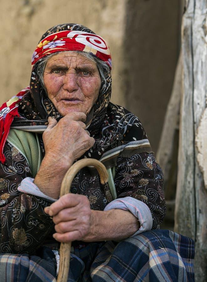 Turkiet Afyon 2016 arkivfoton