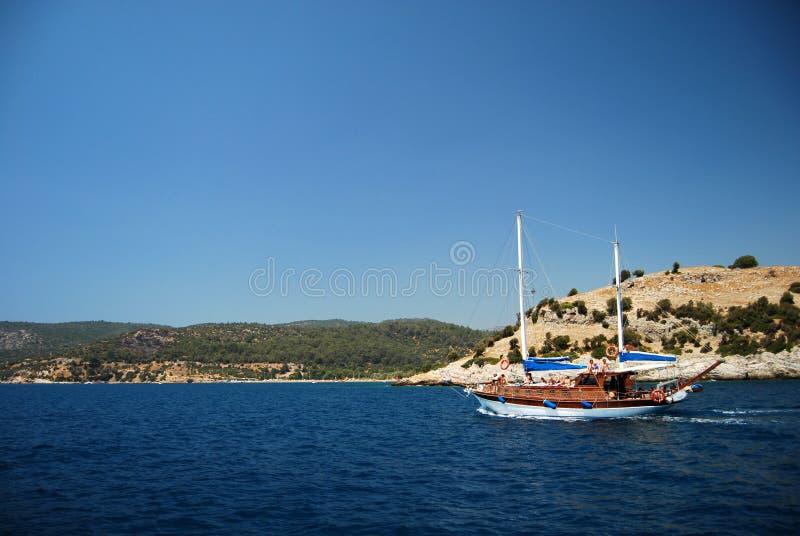 Turkije in de zomer III royalty-vrije stock fotografie