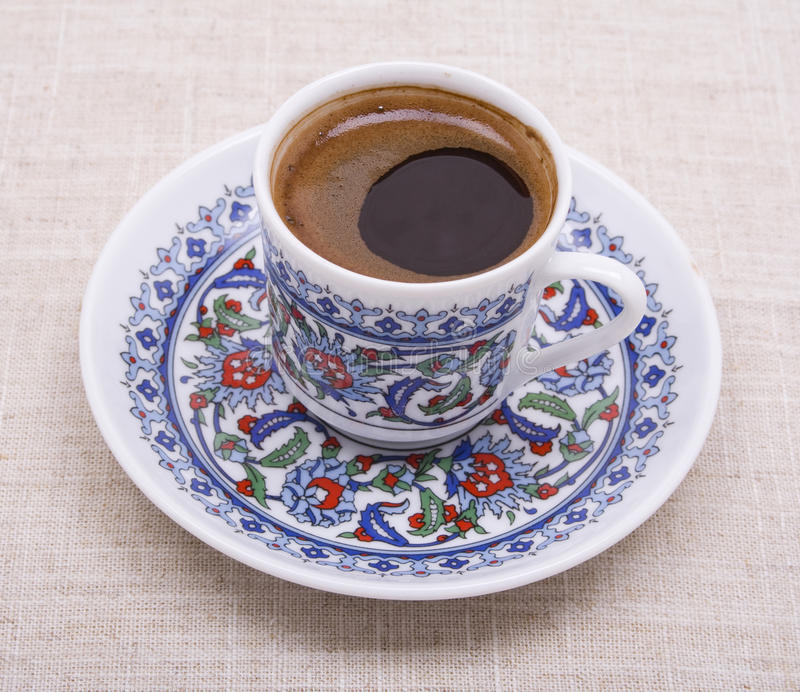 turkish кофе стоковая фотография rf
