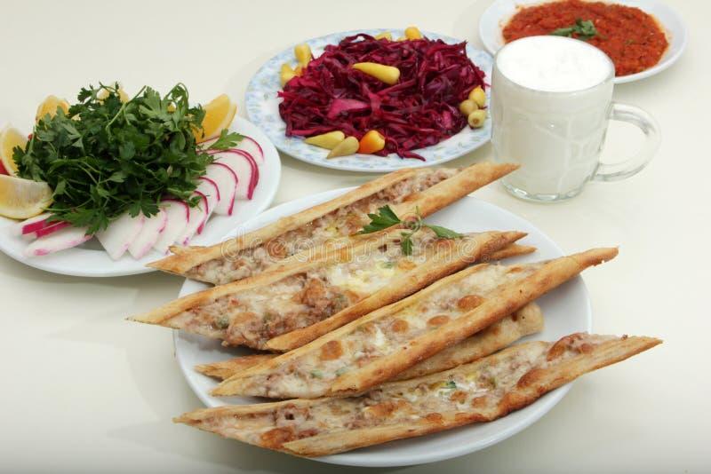 turkish пиццы стоковое фото