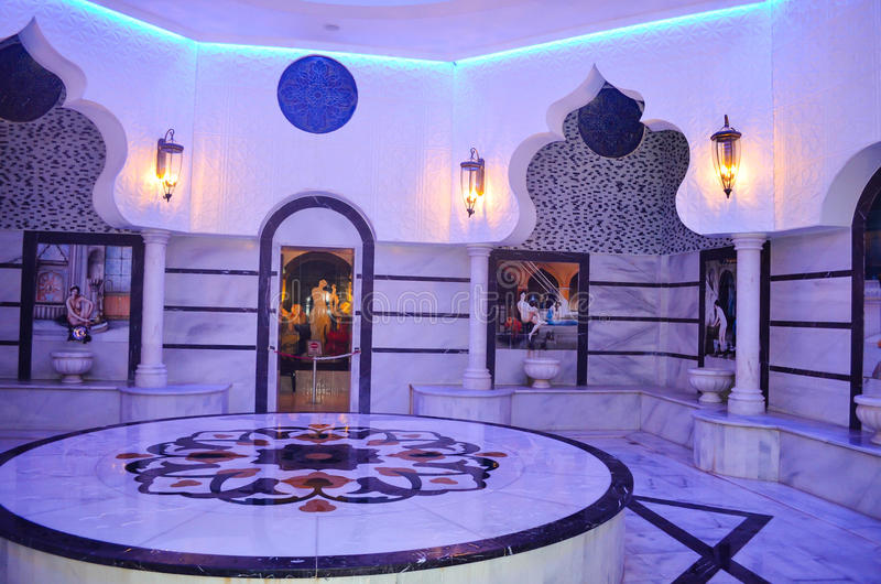 Download Turkish bath hamam stock image. Image of nataly, luxury - 47113017