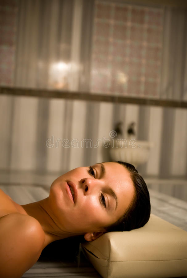 Download Turkish Bath Spa Royalty Free Stock Photo - Image: 12289265