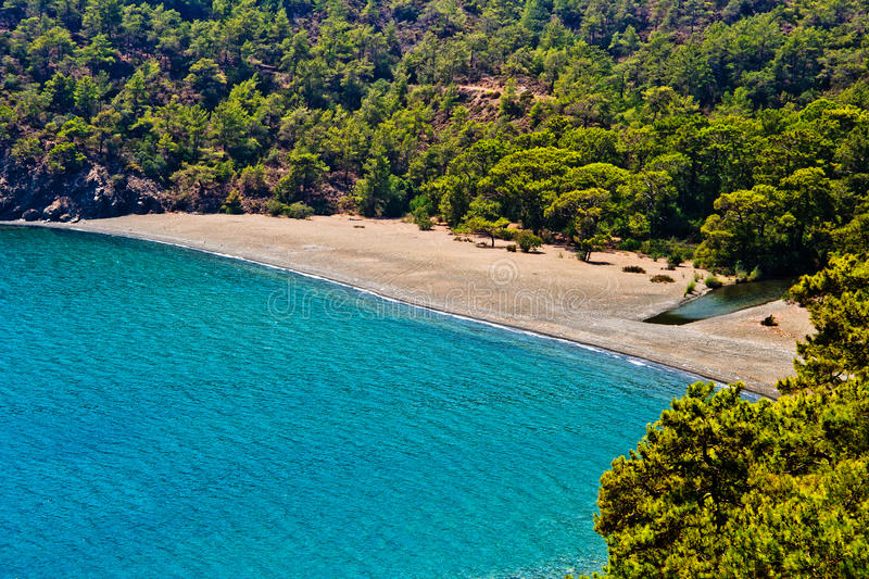 Download Turkish bay stock image. Image of remote, islands, beauty - 24500073