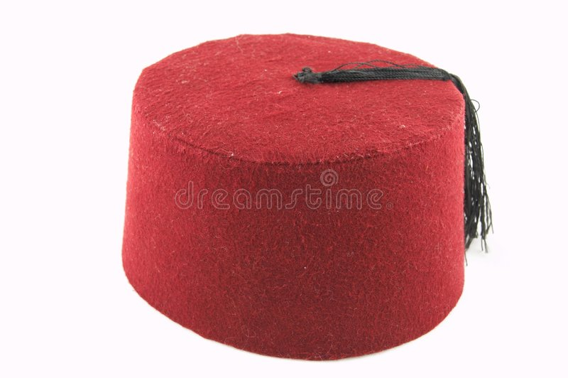 Turkish cap stock photography