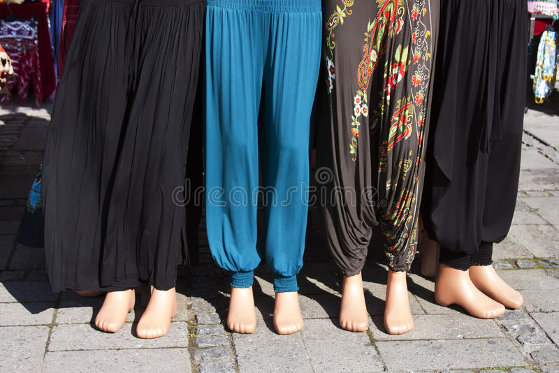 Download Turkish clothes stock image. Image of colour, blue, floral - 33245111