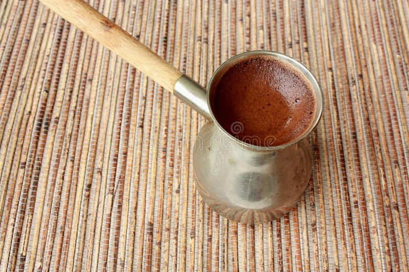 Download Turkish coffee stock photo. Image of incentive, drink - 12968526