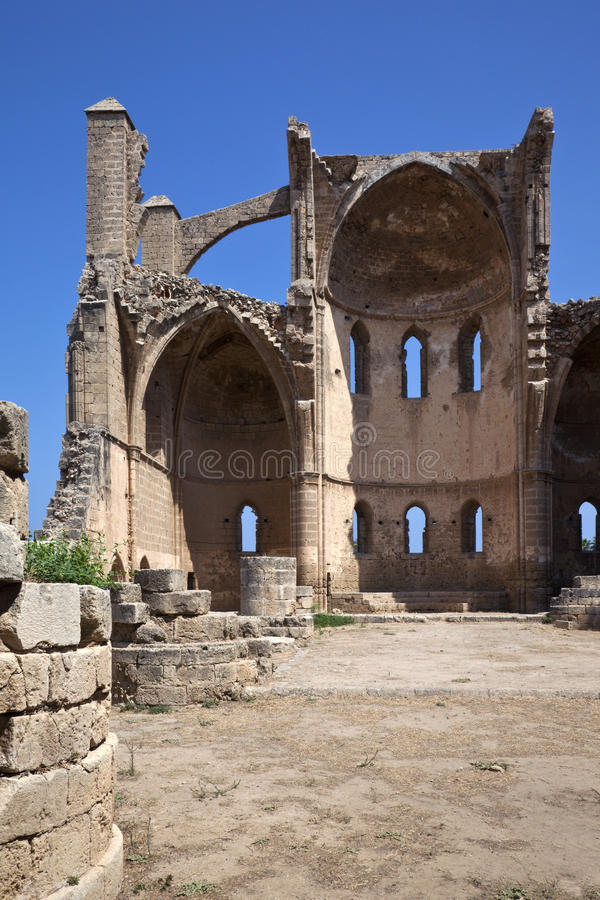 Turkish Cyprus - Famagusta royalty free stock images