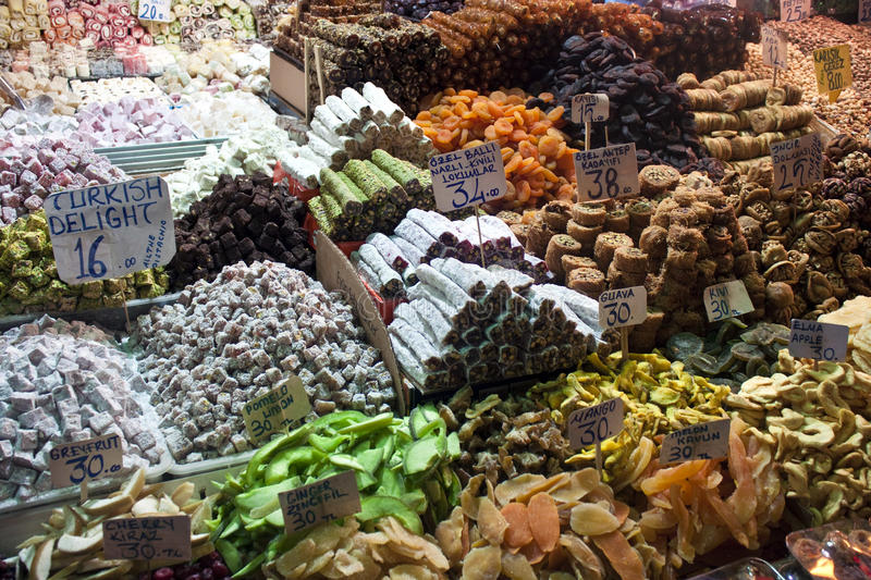 Download Turkish delight stock photo. Image of delight, eastern - 21346200
