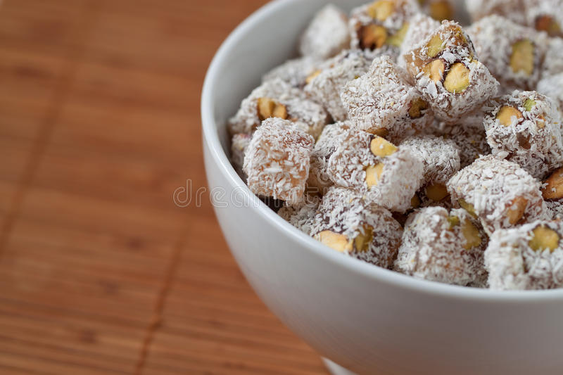 Download Turkish Delight stock photo. Image of sweet, traditional - 28635962