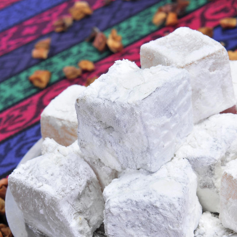 Download Turkish delights stock image. Image of nutritious, diet - 27953201
