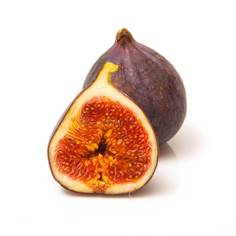 Turkish figs royalty free stock photo