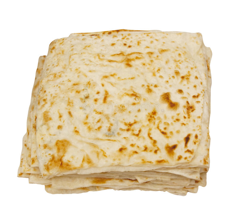 Download Turkish Flatbread stock photo. Image of baked, flat, appetiser - 21098426